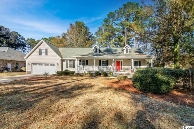 9500 Indigo Creek Blvd., Murrells Inlet, SC 29576 (MLS #1903400) :: James W. Smith Real Estate Co.