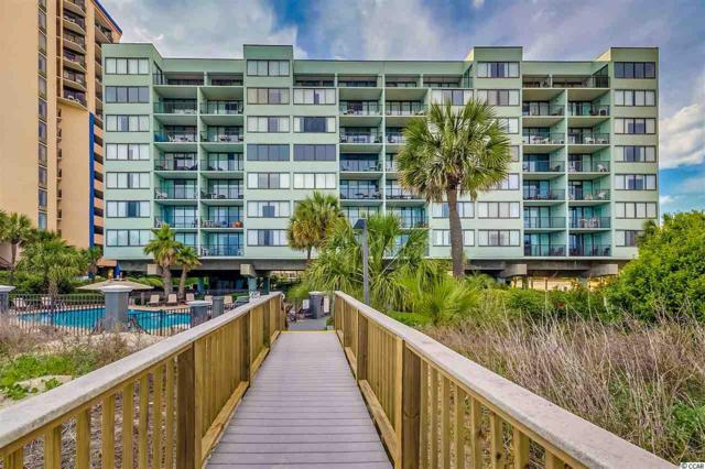 6810 N Ocean Blvd. #304, Myrtle Beach, SC 29572 (MLS #1903438) :: James W. Smith Real Estate Co.