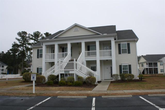 4920 Twin Pond Ct. #101, Myrtle Beach, SC 29579 (MLS #1903439) :: The Greg Sisson Team with RE/MAX First Choice
