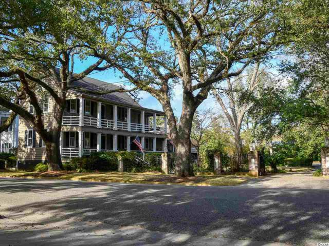 614 Prince St., Georgetown, SC 29440 (MLS #1903476) :: James W. Smith Real Estate Co.