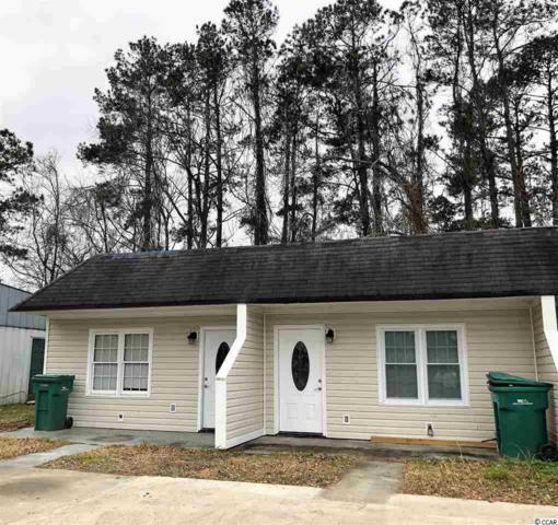 209 Ranchette Circle B, Myrtle Beach, SC 29588 (MLS #1903530) :: James W. Smith Real Estate Co.