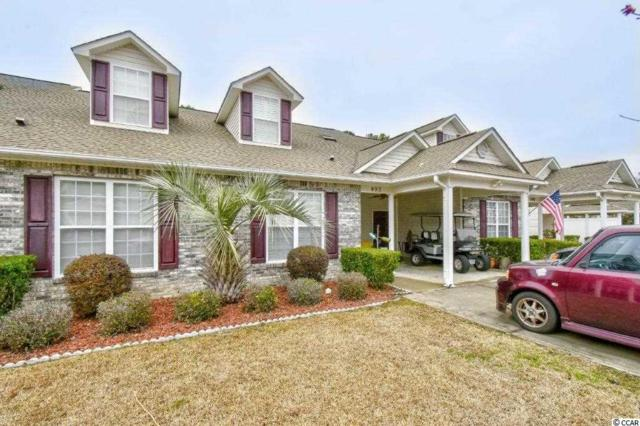 493 Colonial Trace Dr. 6-C, Longs, SC 29568 (MLS #1903540) :: The Hoffman Group