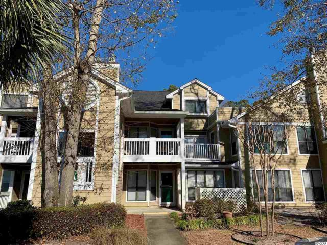 900 Courtyard Dr. K-8, Myrtle Beach, SC 29577 (MLS #1903544) :: Myrtle Beach Rental Connections