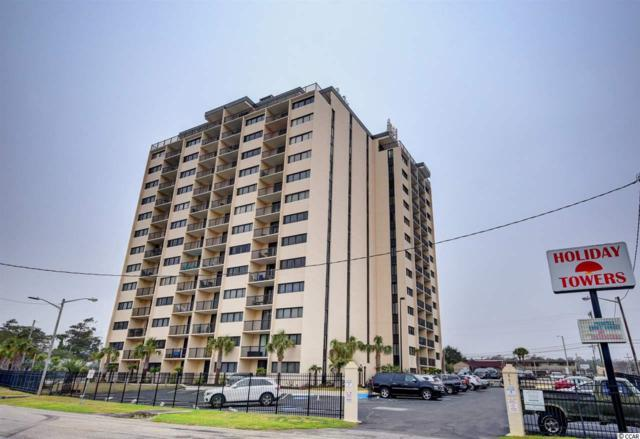 601 Mitchell Dr. #1406, Myrtle Beach, SC 29577 (MLS #1903567) :: The Lachicotte Company