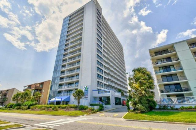 5511 N Ocean Blvd. #308, Myrtle Beach, SC 29577 (MLS #1903570) :: The Lachicotte Company