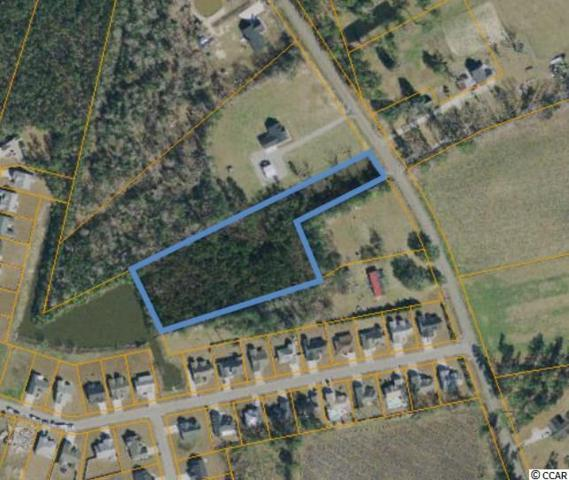 TBD Long Avenue Ext., Conway, SC 29526 (MLS #1903586) :: Myrtle Beach Rental Connections