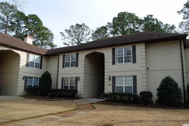 708 Pipers Glen Ln. #708, Myrtle Beach, SC 29575 (MLS #1903588) :: The Hoffman Group
