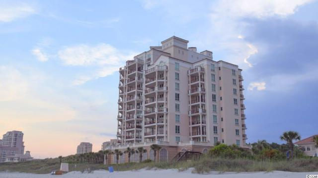122 Vista Del Mar Ln. 2-203, Myrtle Beach, SC 29572 (MLS #1903591) :: The Lachicotte Company