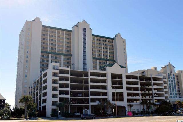 102 N Ocean Blvd. #1305, North Myrtle Beach, SC 29582 (MLS #1903624) :: The Greg Sisson Team with RE/MAX First Choice