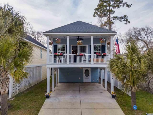 1014 B S Poplar Dr., Surfside Beach, SC 29575 (MLS #1903625) :: The Hoffman Group