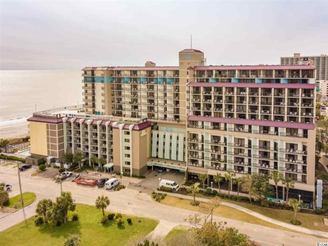 201 N 77th Ave. N #1136, Myrtle Beach, SC 29577 (MLS #1903637) :: The Hoffman Group