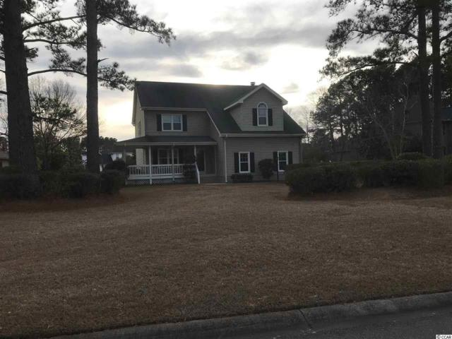 1390 Brookgreen Dr., Myrtle Beach, SC 29577 (MLS #1903677) :: Sloan Realty Group