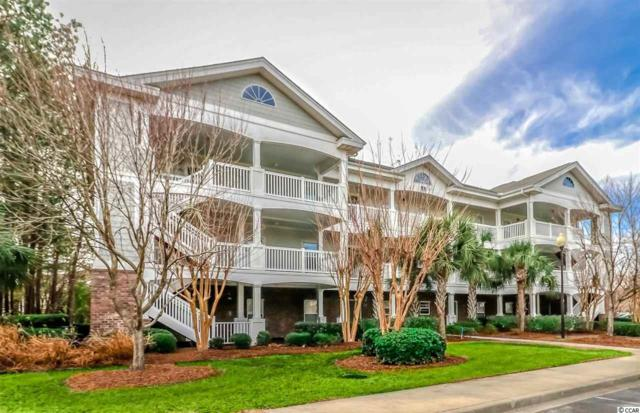 5824 Catalina Dr. #511, North Myrtle Beach, SC 29582 (MLS #1903713) :: Sloan Realty Group