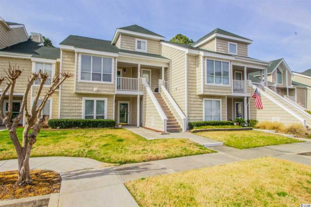 3831 Myrtle Pointe Dr. #17, Myrtle Beach, SC 29577 (MLS #1903725) :: The Litchfield Company