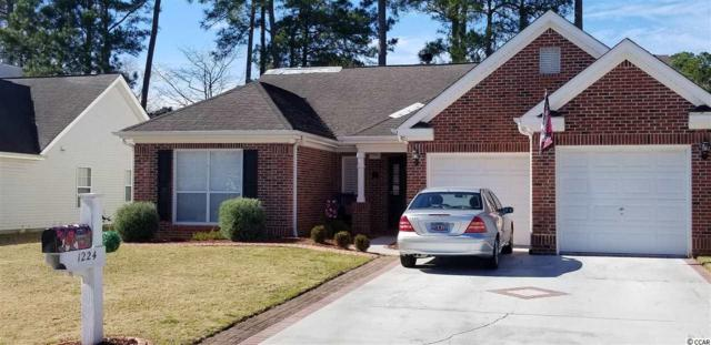 1224 Ambling Way Dr., Myrtle Beach, SC 29579 (MLS #1903734) :: Myrtle Beach Rental Connections