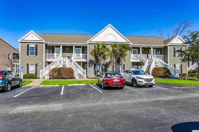 1125 Peace Pipe Pl. #201, Myrtle Beach, SC 29579 (MLS #1903736) :: James W. Smith Real Estate Co.
