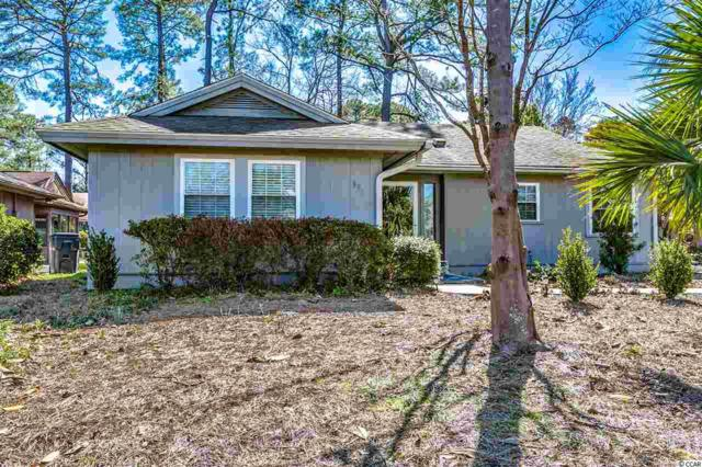996 Cedarwood Circle, Myrtle Beach, SC 29572 (MLS #1903740) :: James W. Smith Real Estate Co.