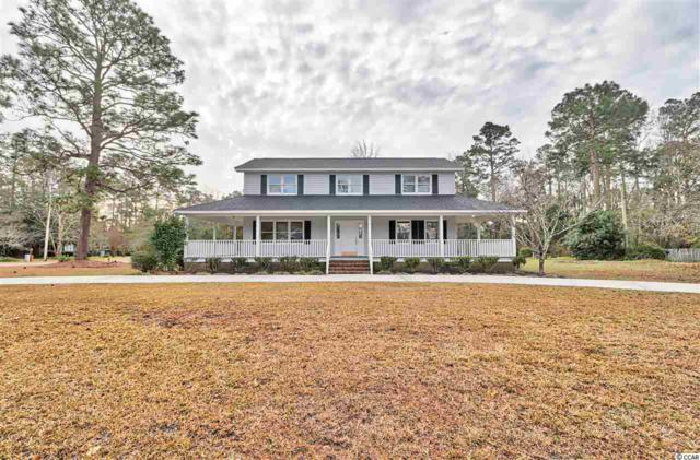 112 University Circle, Conway, SC 29526 (MLS #1903746) :: James W. Smith Real Estate Co.