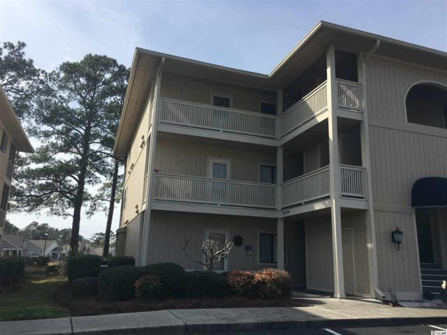 4258 Pinehurst Circle R-7, Little River, SC 29566 (MLS #1903759) :: Myrtle Beach Rental Connections
