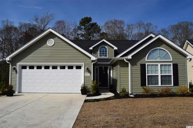 217 Foxpath Loop, Myrtle Beach, SC 29588 (MLS #1903775) :: The Hoffman Group