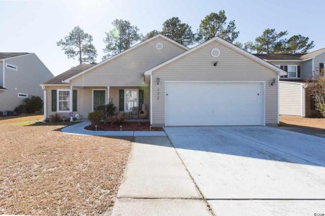 177 Weeping Willow Dr., Myrtle Beach, SC 29579 (MLS #1903784) :: The Trembley Group
