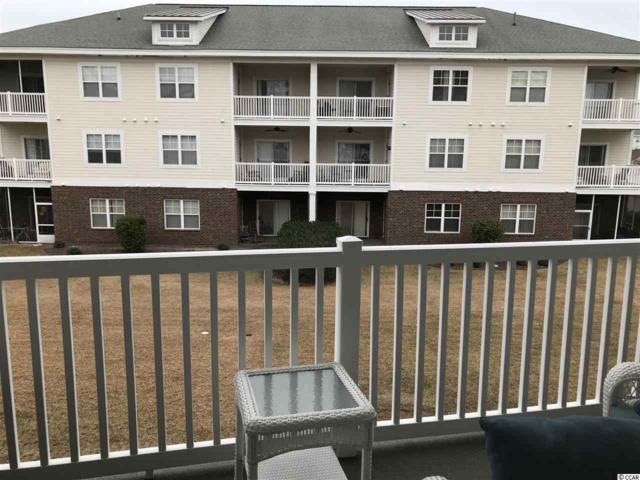 200 Castle Dr. #1363, Myrtle Beach, SC 29579 (MLS #1903793) :: James W. Smith Real Estate Co.