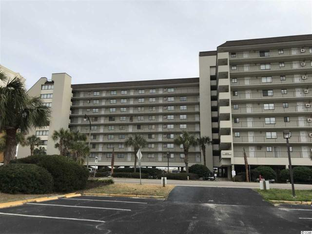 4719 S Ocean Blvd. #705, North Myrtle Beach, SC 29582 (MLS #1903799) :: Myrtle Beach Rental Connections