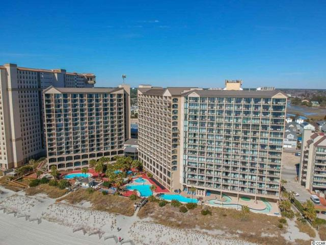 4800 S S Ocean Blvd. #816, North Myrtle Beach, SC 29582 (MLS #1903812) :: The Greg Sisson Team with RE/MAX First Choice