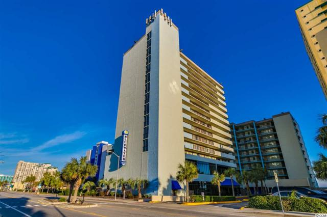 2001 S Ocean Blvd. #618, Myrtle Beach, SC 29577 (MLS #1903823) :: James W. Smith Real Estate Co.