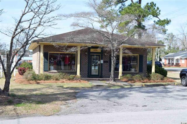 4721 Main St., Loris, SC 29569 (MLS #1903846) :: Jerry Pinkas Real Estate Experts, Inc