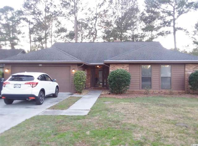 206 Butternut Circle, Conway, SC 29526 (MLS #1903853) :: The Greg Sisson Team with RE/MAX First Choice