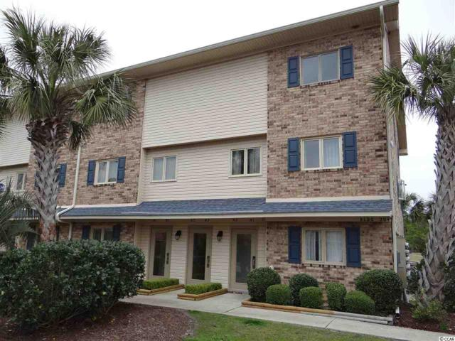 204 Double Eagel Dr. Unit A3, Surfside Beach, SC 29575 (MLS #1903859) :: The Hoffman Group