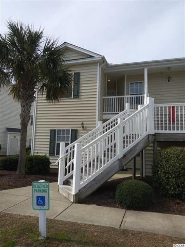 4933 Crab Pond Ct. #201, Myrtle Beach, SC 29579 (MLS #1903865) :: James W. Smith Real Estate Co.