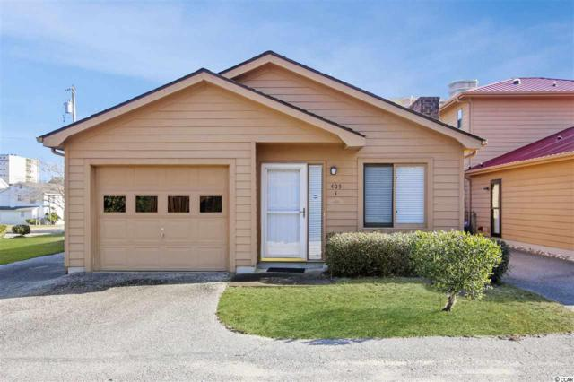 405 27th Ave. S, North Myrtle Beach, SC 29582 (MLS #1903876) :: James W. Smith Real Estate Co.