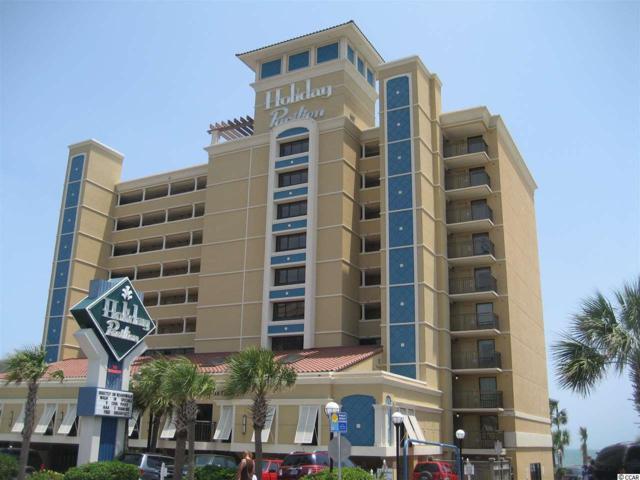 1200 N Ocean Blvd. #203, Myrtle Beach, SC 29577 (MLS #1903877) :: James W. Smith Real Estate Co.