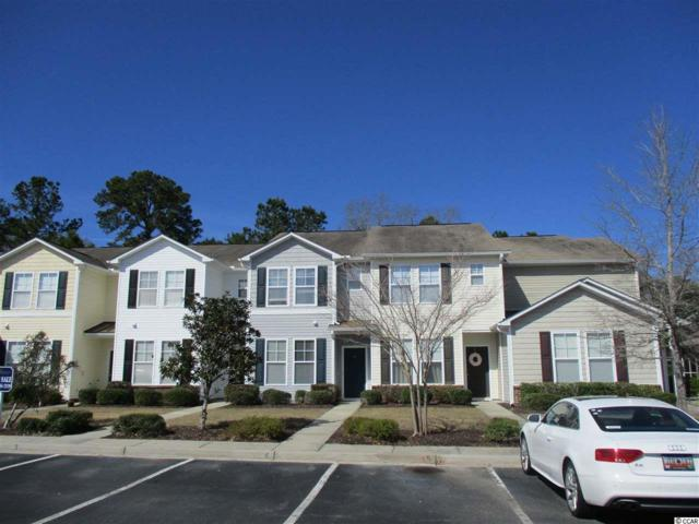 143 Olde Towne Way #3, Myrtle Beach, SC 29588 (MLS #1903881) :: James W. Smith Real Estate Co.