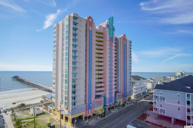 3500 N Ocean Blvd. #401, North Myrtle Beach, SC 29582 (MLS #1903889) :: Garden City Realty, Inc.
