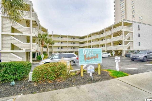 3701 S Ocean Blvd. #310, North Myrtle Beach, SC 29582 (MLS #1903892) :: Garden City Realty, Inc.