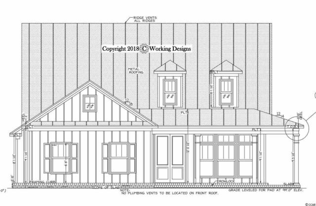 Lot 1 Jay St., Murrells Inlet, SC 29576 (MLS #1903915) :: The Litchfield Company