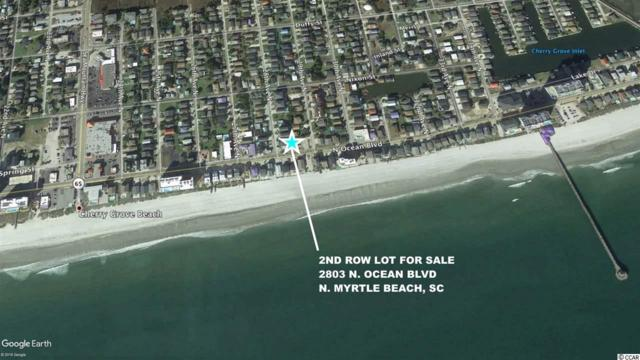 2803 N Ocean Blvd., North Myrtle Beach, SC 29582 (MLS #1903920) :: The Litchfield Company