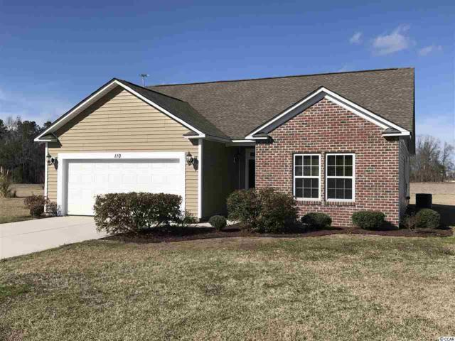 110 Floyd Farm Ct., Loris, SC 29569 (MLS #1903924) :: Berkshire Hathaway HomeServices Myrtle Beach Real Estate