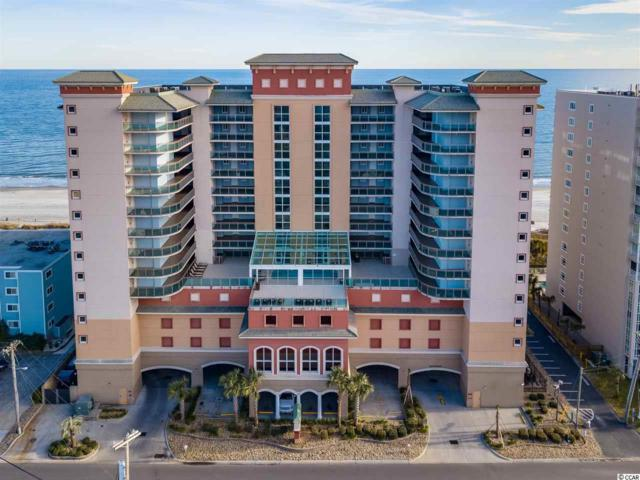 1321 S Ocean Blvd. #1001, North Myrtle Beach, SC 29582 (MLS #1903936) :: The Litchfield Company