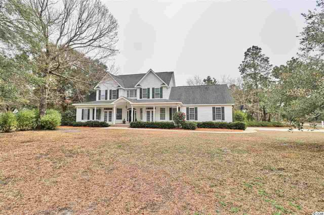 675 Beaumont Dr., Pawleys Island, SC 29585 (MLS #1903972) :: The Hoffman Group