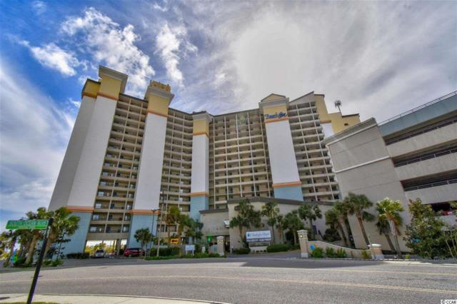 4800 S Ocean Blvd. #710, North Myrtle Beach, SC 29582 (MLS #1903977) :: The Litchfield Company