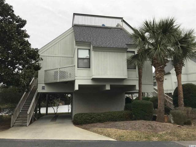 18 Spot Tail Ln., Pawleys Island, SC 29585 (MLS #1903978) :: The Hoffman Group