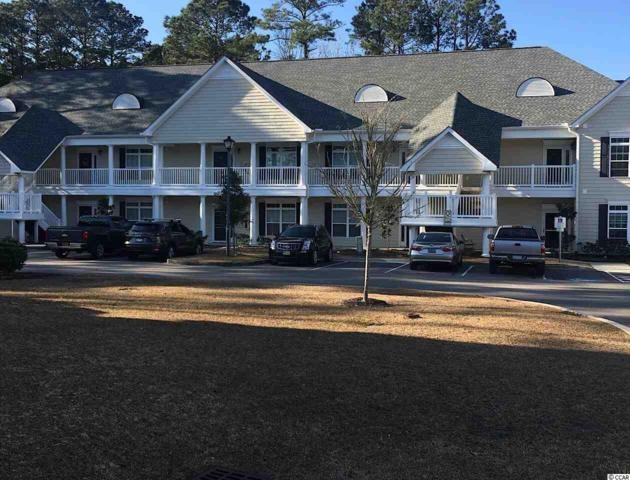 148 Scotchbroom Dr. Q-205, Little River, SC 29566 (MLS #1904039) :: The Lachicotte Company