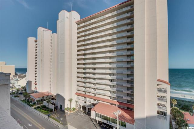 1625 S Ocean Blvd. #1507, North Myrtle Beach, SC 29582 (MLS #1904050) :: The Hoffman Group