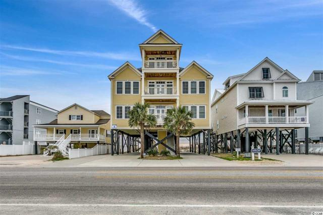 132 N Waccamaw Dr., Garden City Beach, SC 29576 (MLS #1904060) :: Matt Harper Team
