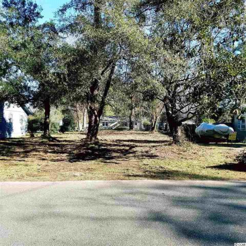 Lot 7 Pine Dr., Surfside Beach, SC 29575 (MLS #1904065) :: The Hoffman Group