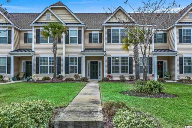 628 Pistoia Ln. #628, Myrtle Beach, SC 29579 (MLS #1904072) :: Matt Harper Team